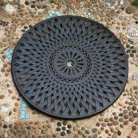 Traliewerk Draaiplateau 90cm
