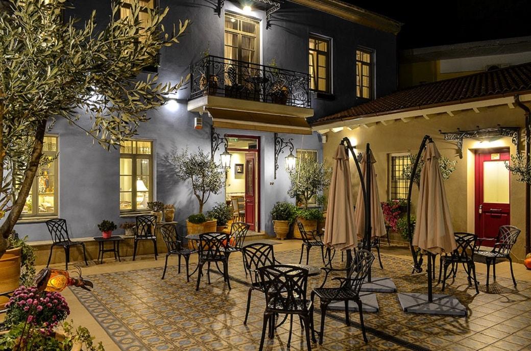 Antique hotel Griekenland handelsklant